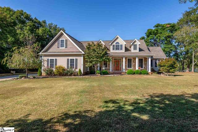 10 Andelusian Court, Pelzer, SC 29669 (#1403735) :: Hamilton & Co. of Keller Williams Greenville Upstate