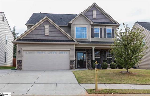 4 Belfast Court, Greer, SC 29650 (#1403798) :: Coldwell Banker Caine