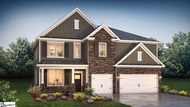 702 Paxton Rose Drive, Greer, SC 29650 (#1403858) :: Hamilton & Co. of Keller Williams Greenville Upstate