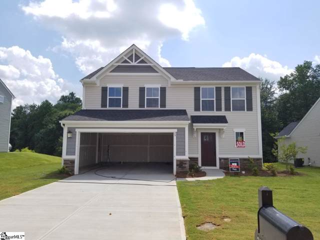 28 Cane Hill Drive, Piedmont, SC 29673 (#1403921) :: Hamilton & Co. of Keller Williams Greenville Upstate