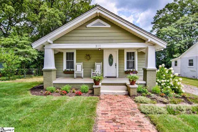 311 Beechwood Avenue, Greenville, SC 29607 (#1403939) :: The Toates Team