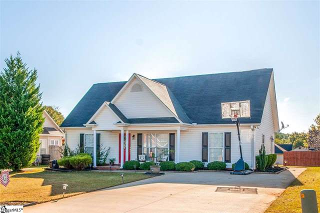 618 Cotton Branch Drive, Boiling Springs, SC 29316 (#1403940) :: Hamilton & Co. of Keller Williams Greenville Upstate