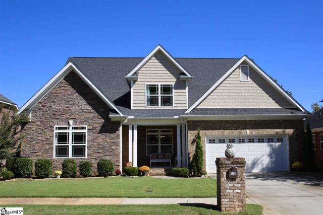 520 New Tarleton Way, Greer, SC 29650 (#1403949) :: Coldwell Banker Caine