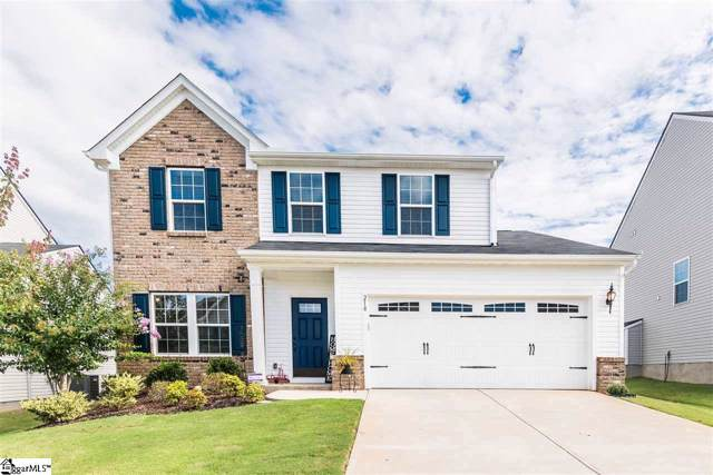 218 Sandusky Lane, Simpsonville, SC 29680 (#1403963) :: The Toates Team