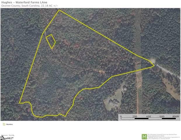 00 Waterford Farms Lane, Seneca, SC 29672 (#1403983) :: J. Michael Manley Team