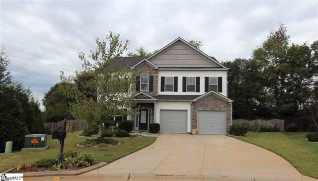 5 Scanawah Court, Simpsonville, SC 29681 (#1404002) :: Hamilton & Co. of Keller Williams Greenville Upstate
