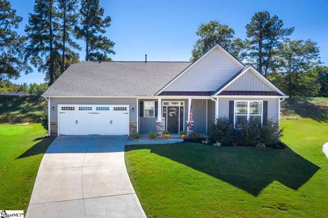 5 Timbernotch Court, Taylors, SC 29687 (#1404013) :: Connie Rice and Partners