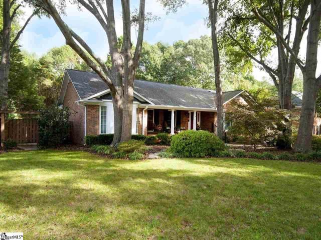 1009 Plantation Drive, Simpsonville, SC 29681 (#1404024) :: Mossy Oak Properties Land and Luxury