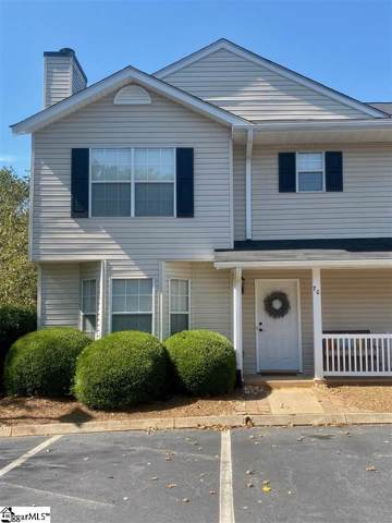 70 Hayfield Lane, Greer, SC 29650 (#1404028) :: J. Michael Manley Team