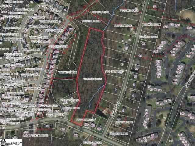 00 Reid School Road, Taylors, SC 29687 (#1404074) :: J. Michael Manley Team