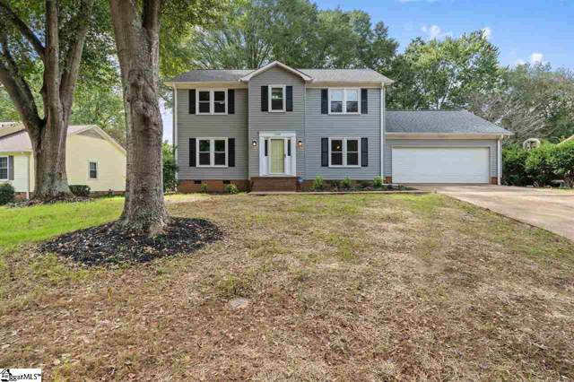 1206 Plantation Drive, Simpsonville, SC 29681 (#1404077) :: The Haro Group of Keller Williams