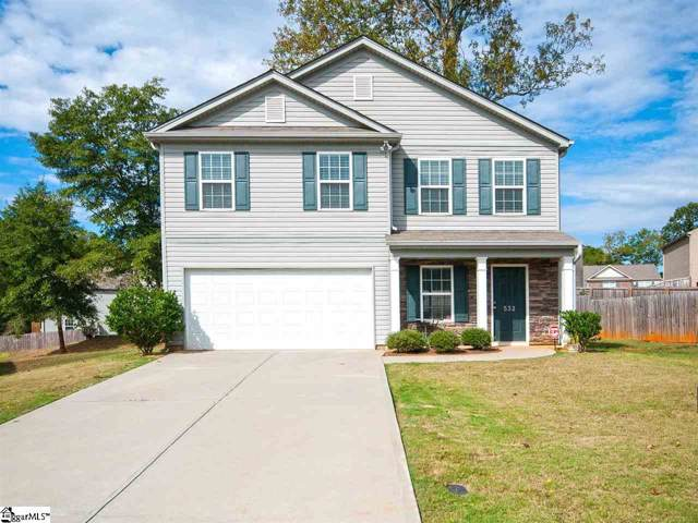 532 Mount Laurel Lane, Wellford, SC 29385 (#1404114) :: The Toates Team