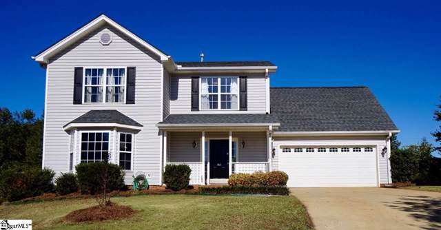 812 Canton Court, Greer, SC 29651 (#1404136) :: J. Michael Manley Team