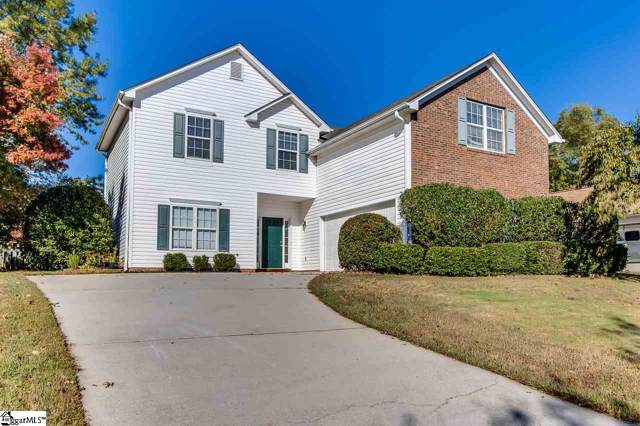 1 Druid Hill Court, Simpsonville, SC 29681 (#1404148) :: The Haro Group of Keller Williams