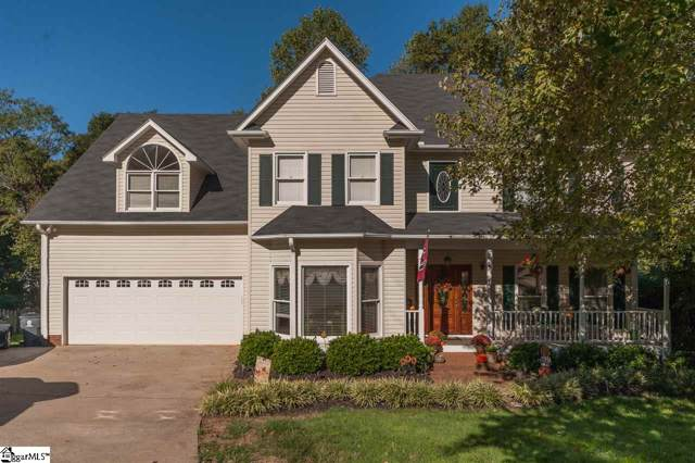 8 Huntsman Court, Simpsonville, SC 29680 (#1404208) :: The Haro Group of Keller Williams