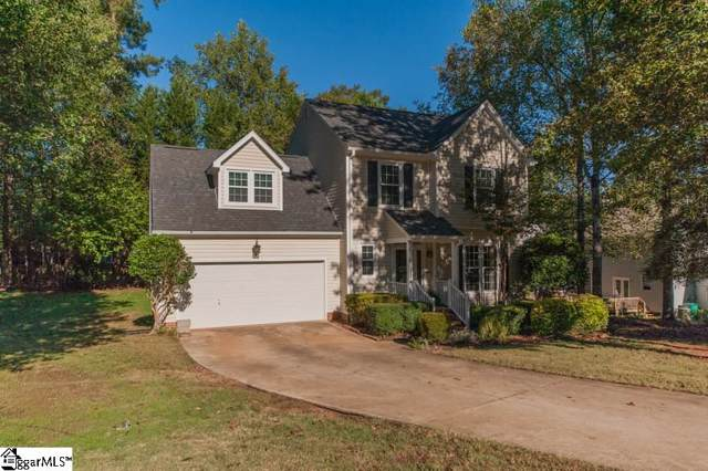 4 Windchime Court, Simpsonville, SC 29680 (#1404223) :: Hamilton & Co. of Keller Williams Greenville Upstate