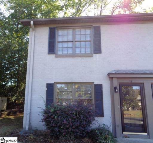 5003 Edwards Road Unit 14, Taylors, SC 29687 (#1404240) :: The Haro Group of Keller Williams
