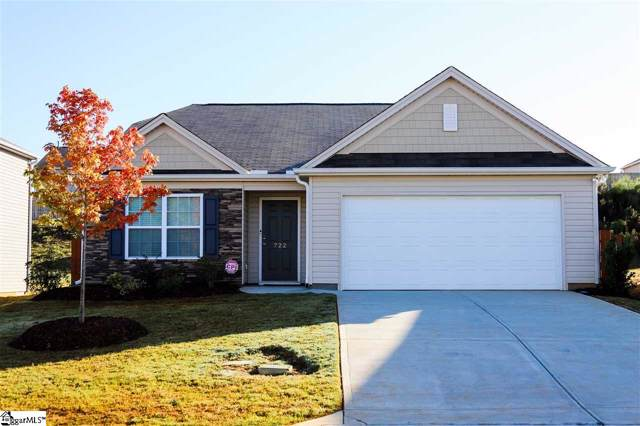 722 Streamside Drive, Piedmont, SC 29673 (#1404242) :: Connie Rice and Partners