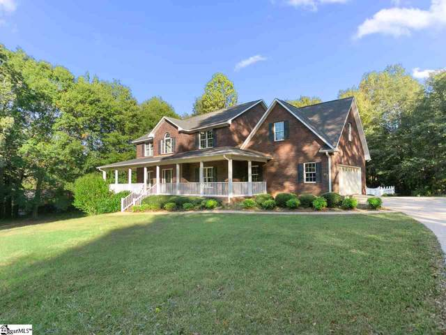 851 Mike Circle, Spartanburg, SC 29303 (#1404257) :: Connie Rice and Partners