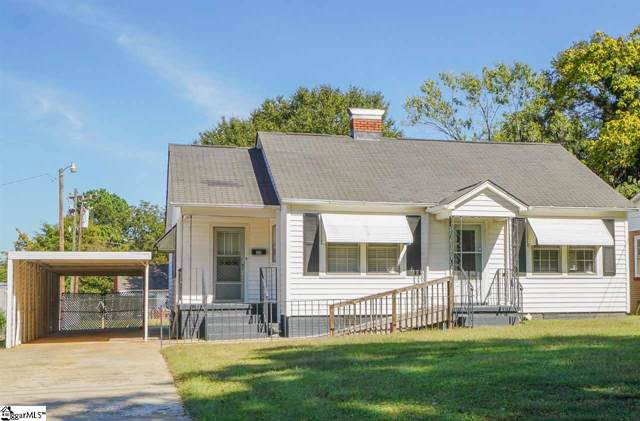 20 W Wilburn Avenue, Greenville, SC 29611 (#1404269) :: Coldwell Banker Caine
