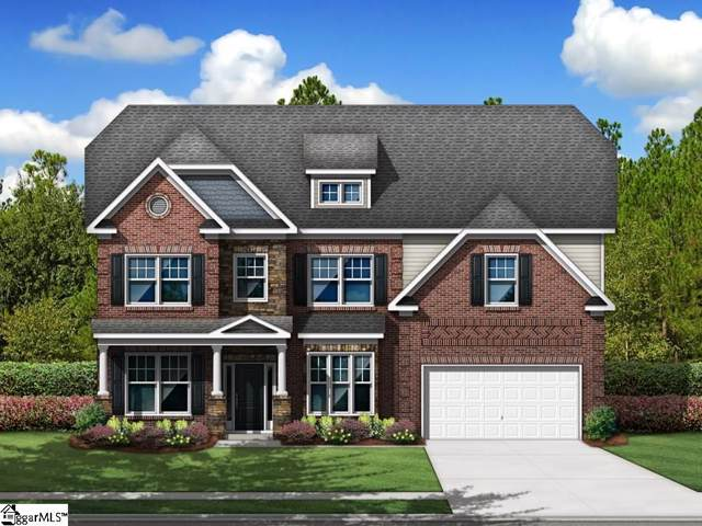 214 Lakeway Place Homesite 19, Simpsonville, SC 29681 (#1404293) :: Hamilton & Co. of Keller Williams Greenville Upstate