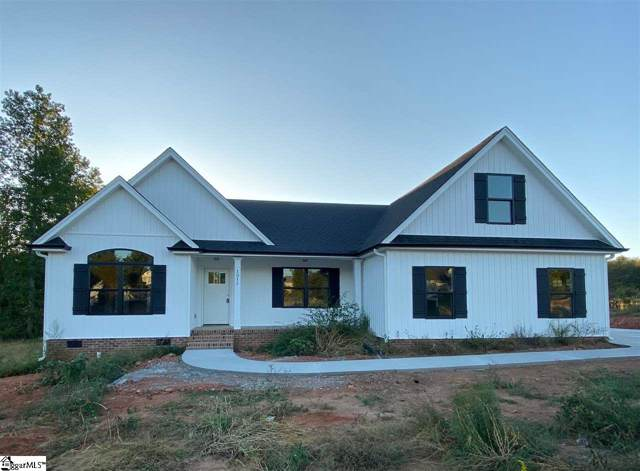1511 S Green River Road, Gaffney, SC 29341 (#1404342) :: The Toates Team