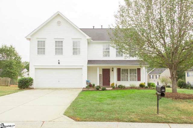 602 Mossfield Court, York, SC 29745 (#1404370) :: The Toates Team