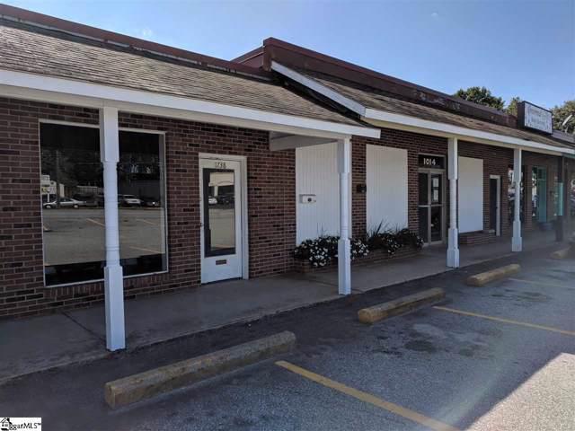 1738 E. Main St E Main Street, Easley, SC 29640 (#1404457) :: Hamilton & Co. of Keller Williams Greenville Upstate