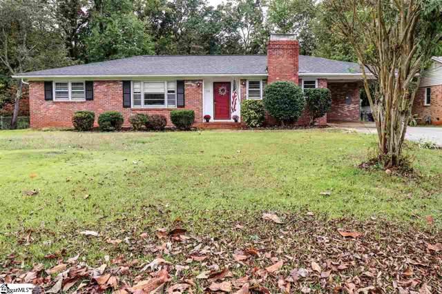 124 Cornelius Road, Spartanburg, SC 29301 (#1404543) :: Coldwell Banker Caine