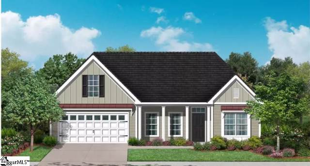 217 Buchanan Ridge Road, Taylors, SC 29687 (#1404544) :: Hamilton & Co. of Keller Williams Greenville Upstate