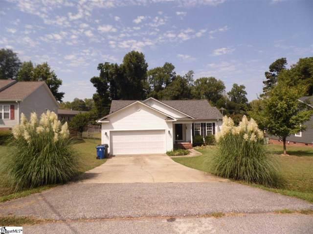 21 Hastings Circle, Taylors, SC 29687 (#1404554) :: Hamilton & Co. of Keller Williams Greenville Upstate