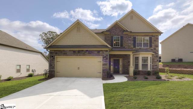 102 Northwild Drive Lot 001, Duncan, SC 29334 (#1404592) :: The Toates Team