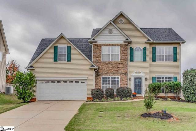 17 Twinings Drive, Simpsonville, SC 29681 (#1404604) :: The Toates Team