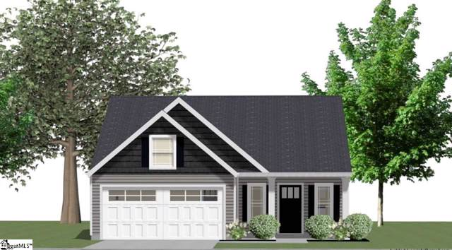 211 Devonfield Drive, Greer, SC 29651 (#1404653) :: The Toates Team