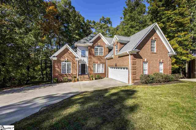 408 Abercorn Way, Simpsonville, SC 29681 (#1404694) :: Hamilton & Co. of Keller Williams Greenville Upstate