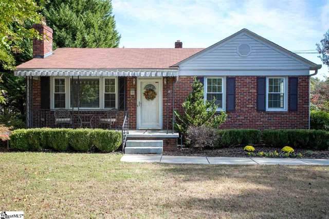 19 Friartuck Road, Greenville, SC 29607 (#1404706) :: Hamilton & Co. of Keller Williams Greenville Upstate