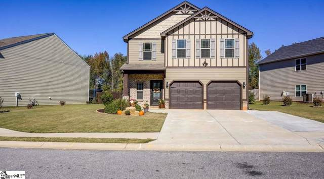 150 Heatherwood Lane, Greer, SC 29651 (#1404739) :: Hamilton & Co. of Keller Williams Greenville Upstate