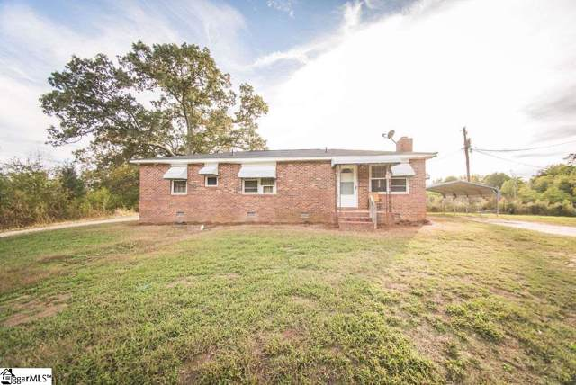 1399 Mahaffey Road, Gray Court, SC 29645 (#1404771) :: Hamilton & Co. of Keller Williams Greenville Upstate