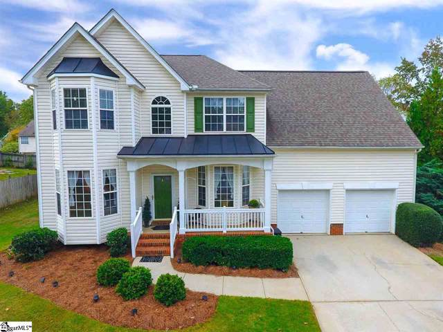 11 Bluff Ridge Court, Greenville, SC 29617 (#1404777) :: Hamilton & Co. of Keller Williams Greenville Upstate