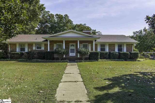 202 Ridgecrest Court, Simpsonville, SC 29680 (#1404815) :: Hamilton & Co. of Keller Williams Greenville Upstate