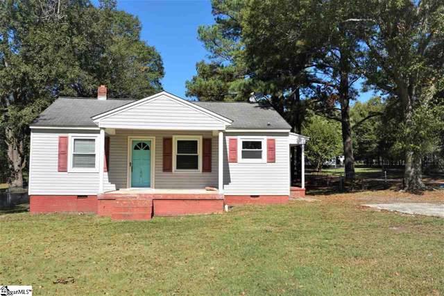 106 Hillcrest Avenue, Belton, SC 29627 (#1404823) :: Hamilton & Co. of Keller Williams Greenville Upstate