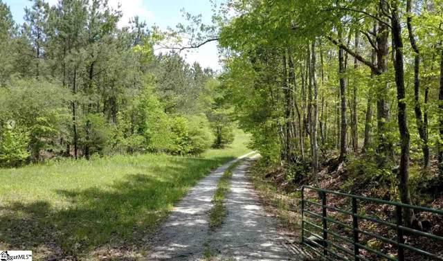 525 Johnson Road, Laurens, SC 29360 (#1404827) :: Hamilton & Co. of Keller Williams Greenville Upstate