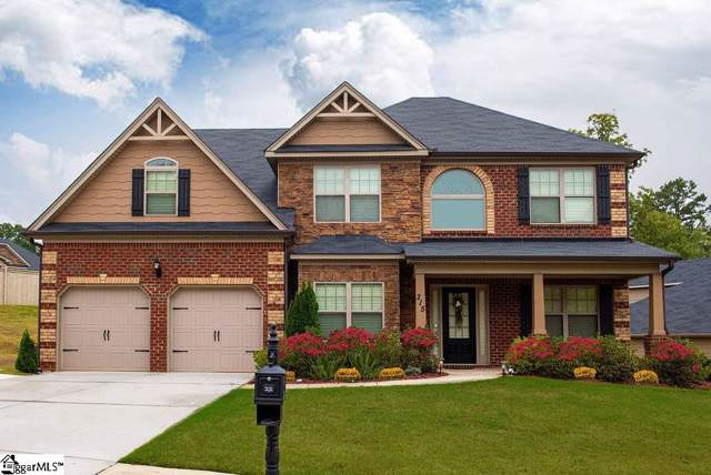 215 Dairwood Drive, Simpsonville, SC 29680 (#1404858) :: Hamilton & Co. of Keller Williams Greenville Upstate