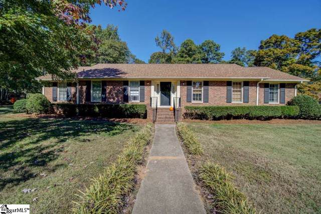 297 Londonberry Drive, Spartanburg, SC 29301 (#1404887) :: Coldwell Banker Caine