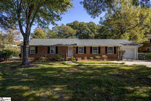310 Rollingreen Road, Greenville, SC 29615 (#1404914) :: Connie Rice and Partners