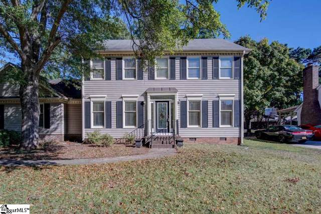 101 Forrester Creek Drive, Greenville, SC 29607 (#1404915) :: Hamilton & Co. of Keller Williams Greenville Upstate