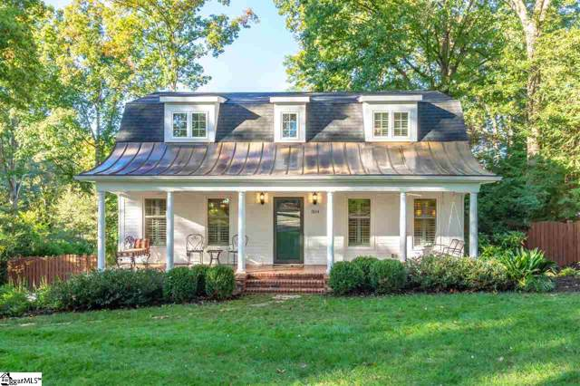 304 Trails End, Greenville, SC 29607 (#1404930) :: Coldwell Banker Caine