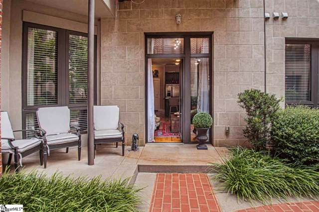 224 S Laurens Street Unit 104L, Greenville, SC 29601 (#1404937) :: Connie Rice and Partners