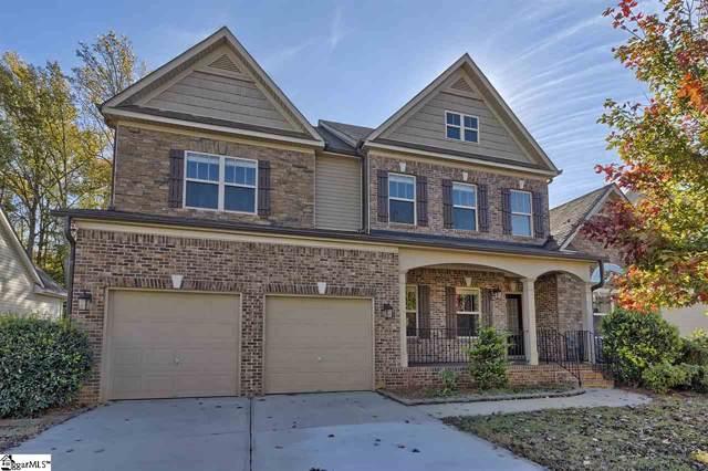124 Creek Shoals Drive, Simpsonville, SC 29681 (#1405031) :: Hamilton & Co. of Keller Williams Greenville Upstate