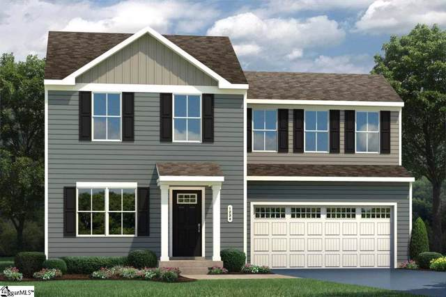 223 Ralston Road, Greer, SC 29651 (#1405037) :: Hamilton & Co. of Keller Williams Greenville Upstate